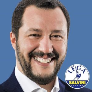 Foto Profilo Facebook Matteo Salvini